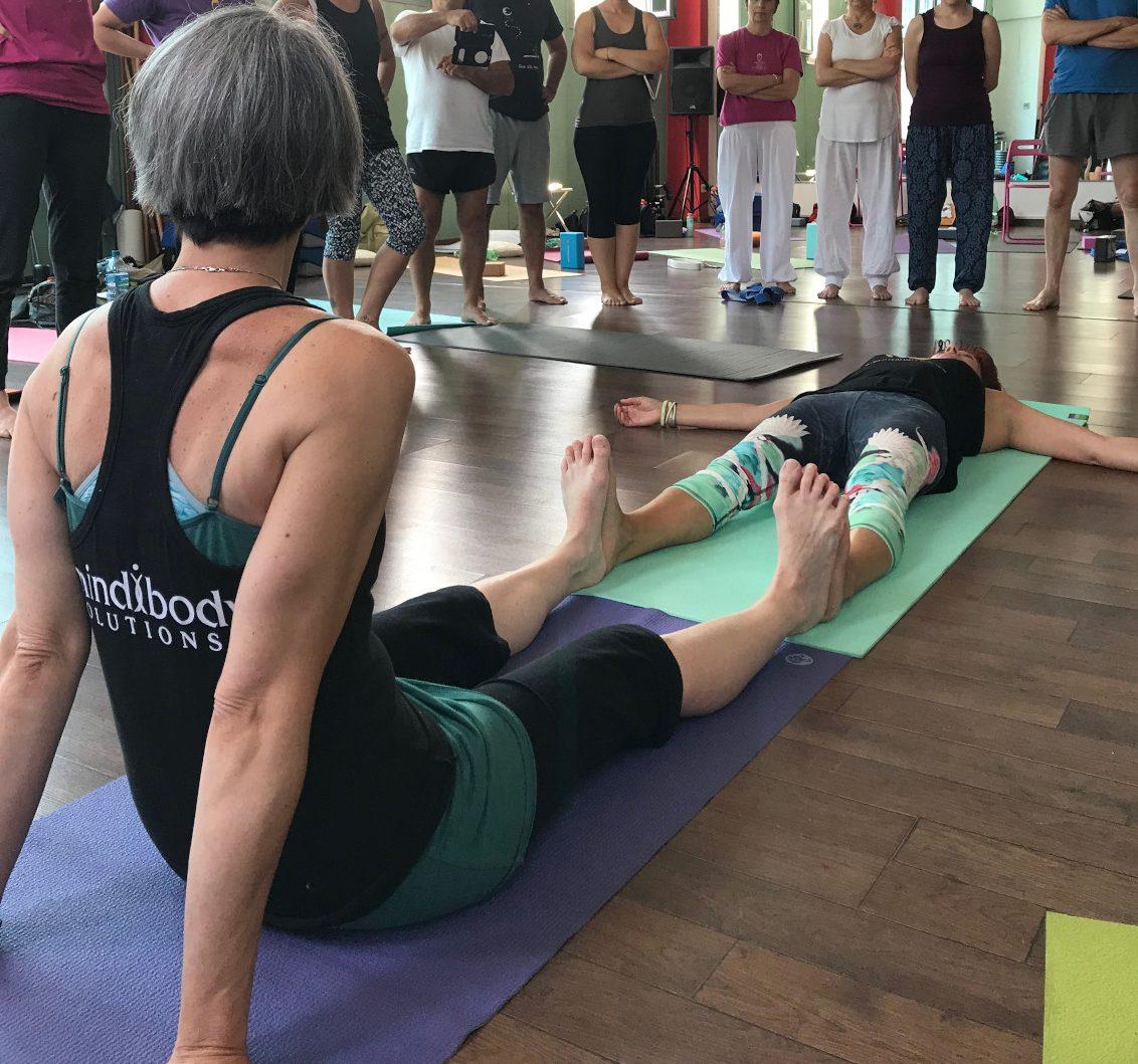 Febbraio 2021 • Formazione yoga adattivo per insegnanti yoga